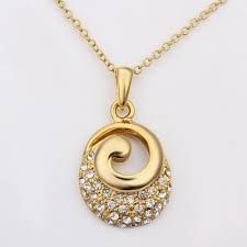 pendant designs in gold by tanishq - Google Search