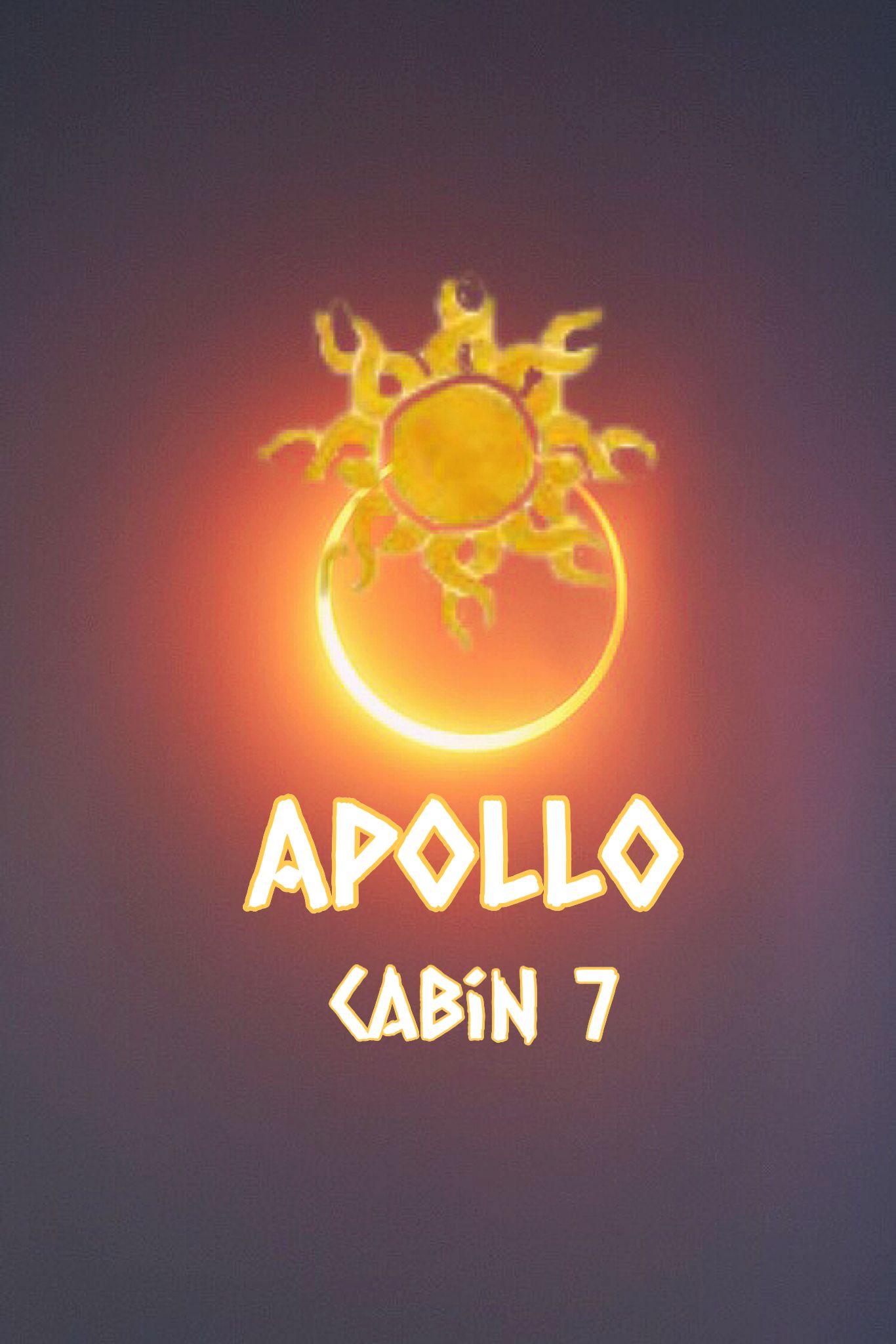 Apollo Cabin Percy Jackson Wallpaper