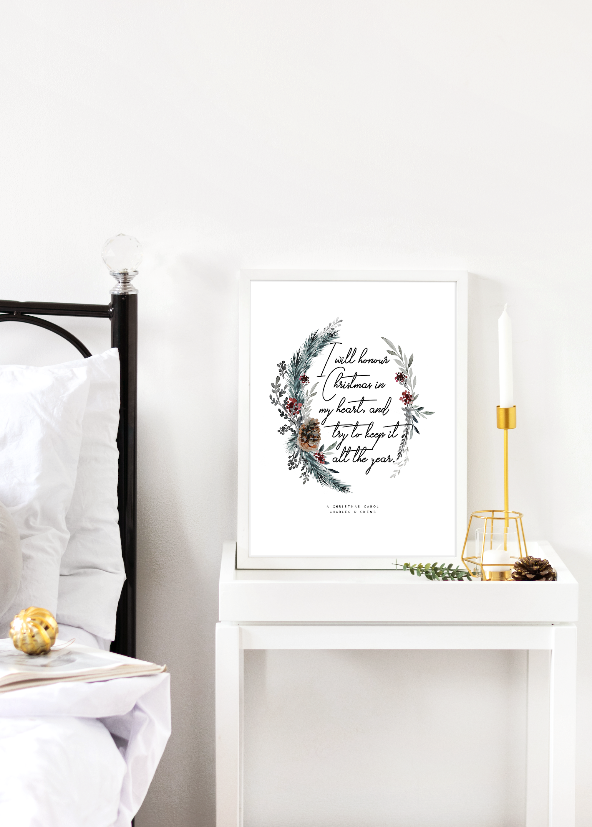 A Christmas Carol Book Quotes Printable Scrooge Charles