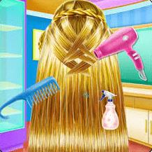 لعبة تسريحة شعر البيبي العاب بيبي رائعة العاب بيبي هازل