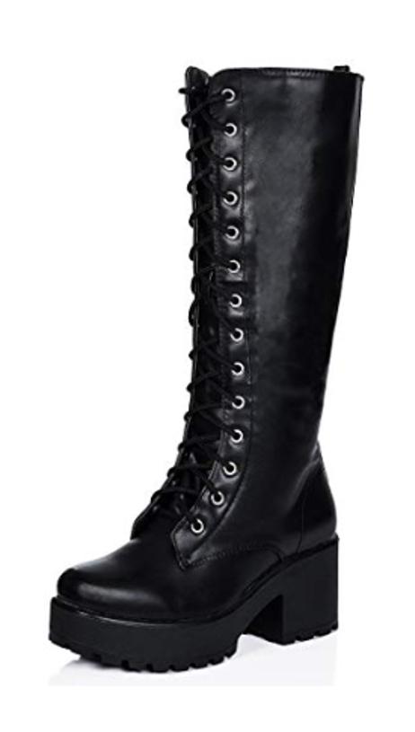 47++ Schwarze stiefel mit absatz ideen