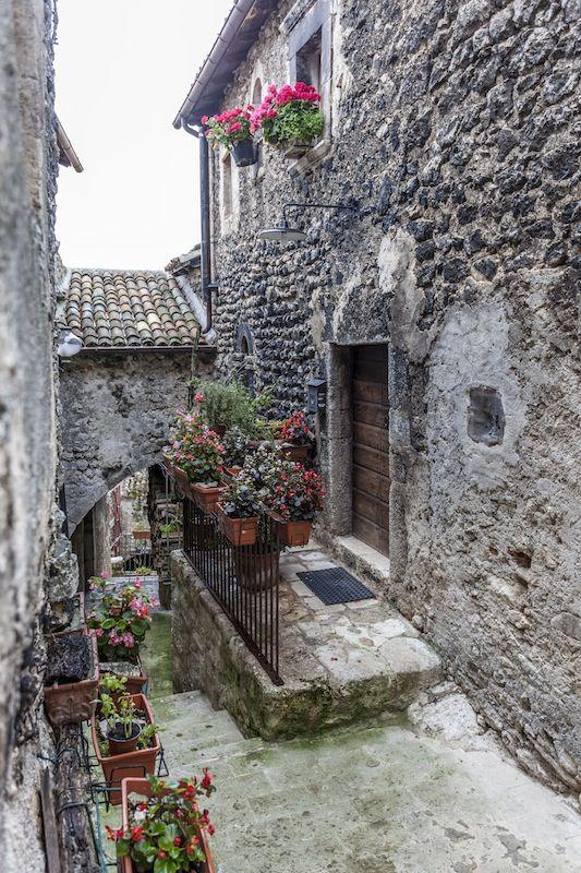 Sextantio albergo diffuso, Matera, Italia