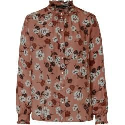 Photo of Reduced long sleeve blouses for women