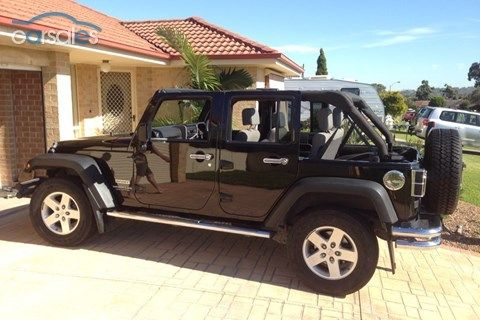 Car For Sale Jeep Rego Cherokee Xj Automatic 4x4 Offroad Tow Ute