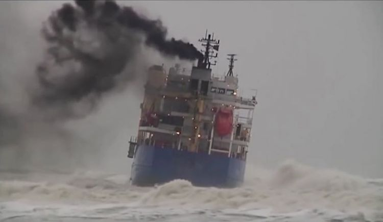 "New film: ""Dark Side of the Black Sea"" shames  shipping conditions (Video Documentary)"