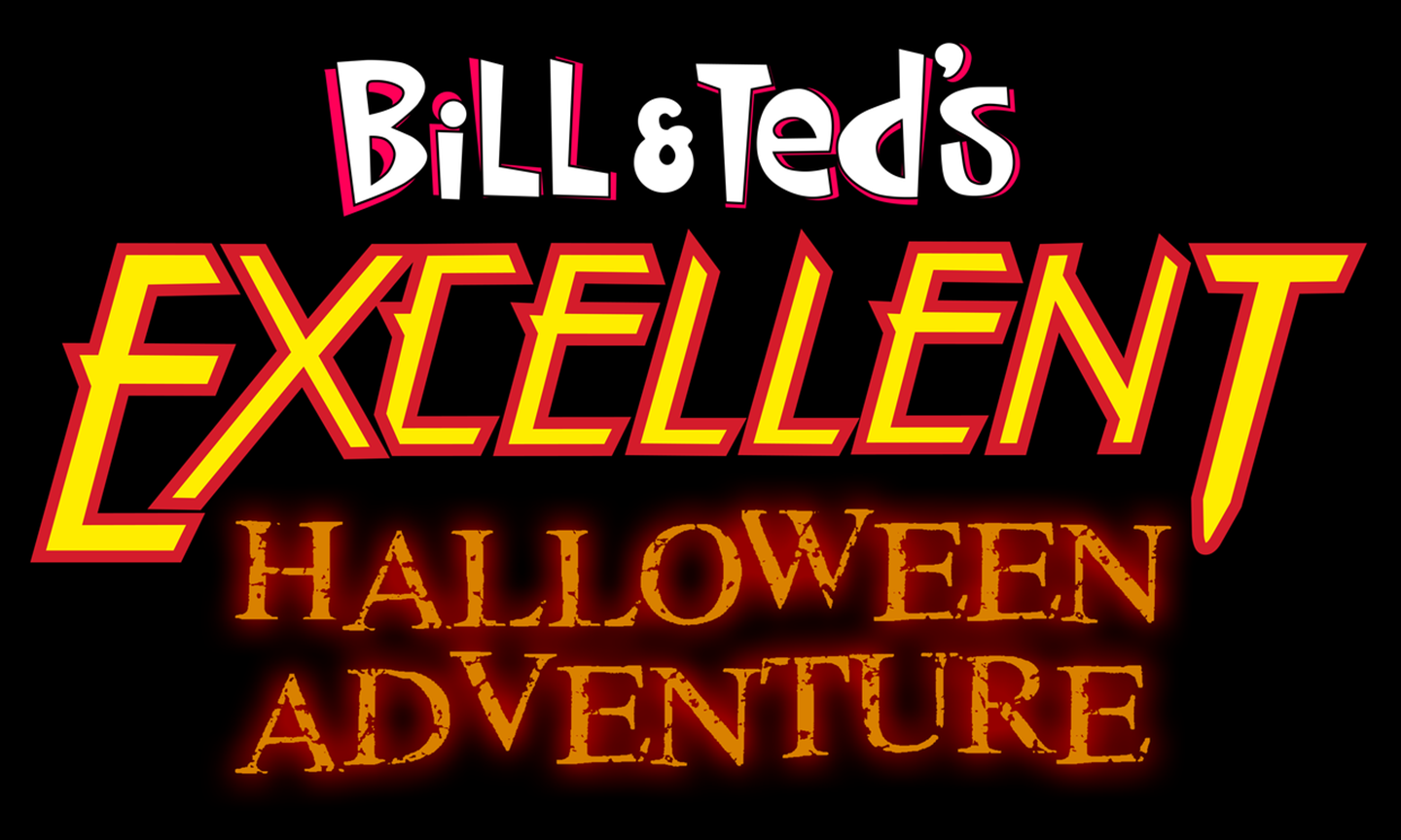 Bill and Ted's Excellent Halloween Adventure at Halloween Horror Nights