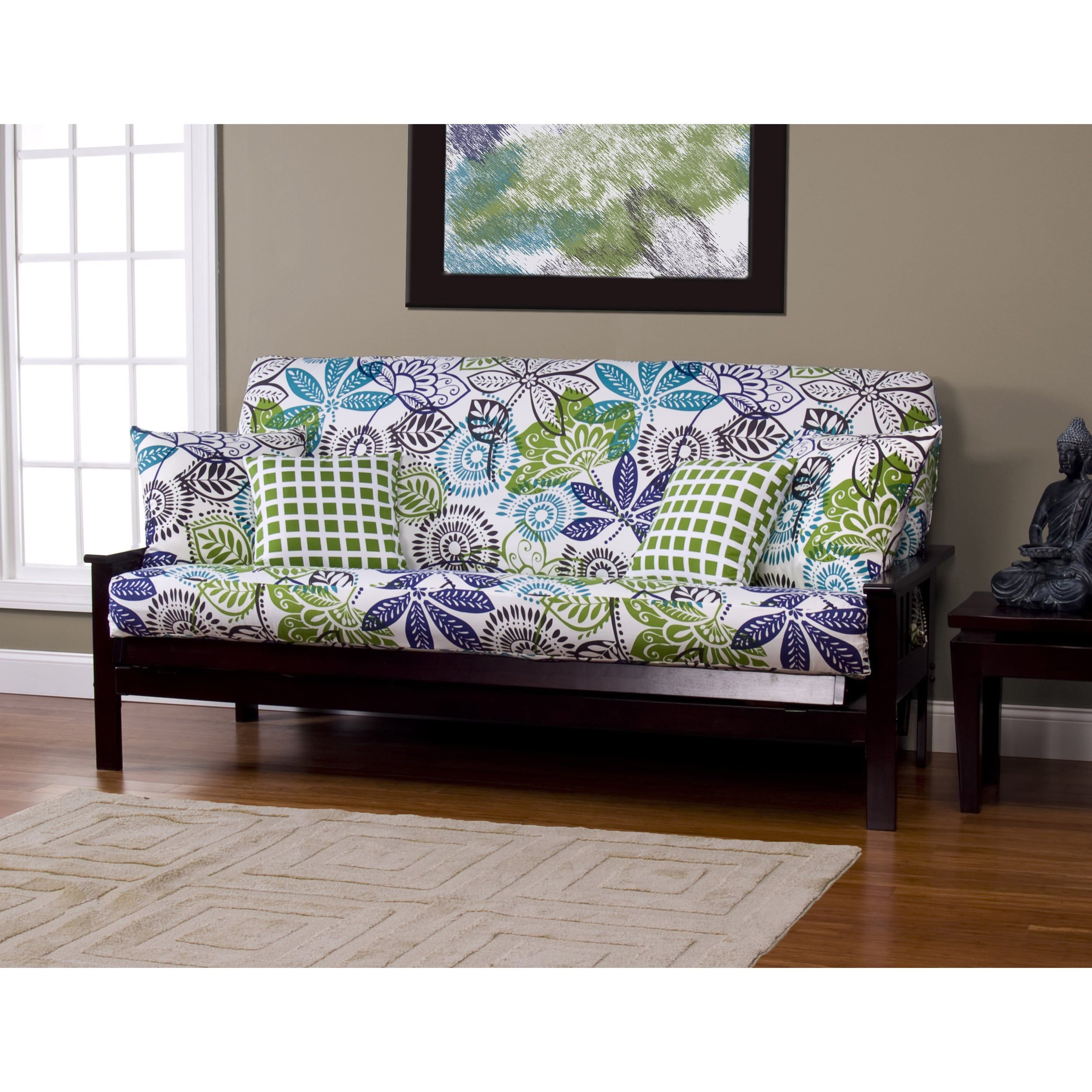 Bali Queen Size Futon Cover As Is Item Bali Queen Futon Cover