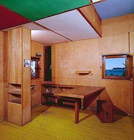 Le Cabanon - Corbusier
