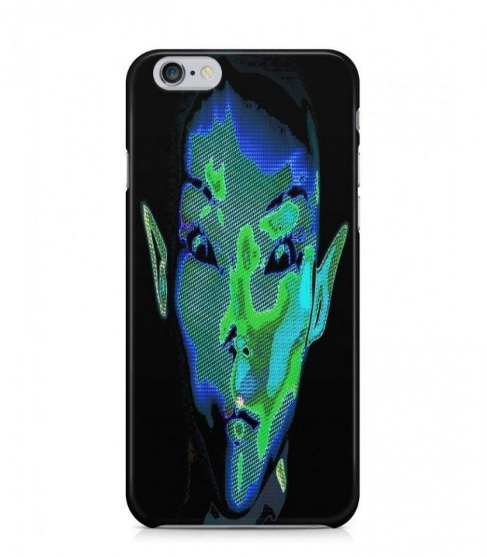 Wonderful Mutant Alien Theme 3D Iphone Case for Iphone 3G/4/4g/4s/5/5s/6/6s/6s Plus - ALN0022 - FavCases