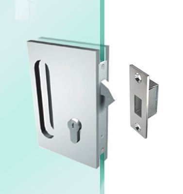 Saheco 6665 Euro Profile Glass Sliding Door Hook Lock Sliding Glass Door Sliding Door Handles Sliding Doors