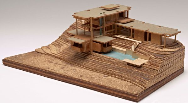 Architecture House Model conserving architectural models: behind the scenes in the research