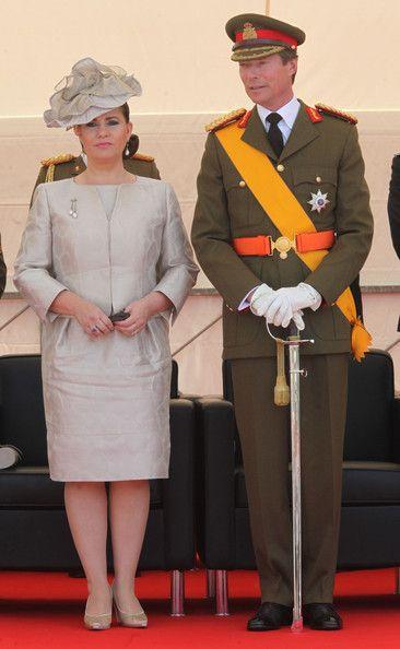 Grand Duchess Maria Theresa of Luxembourg Photos Photos