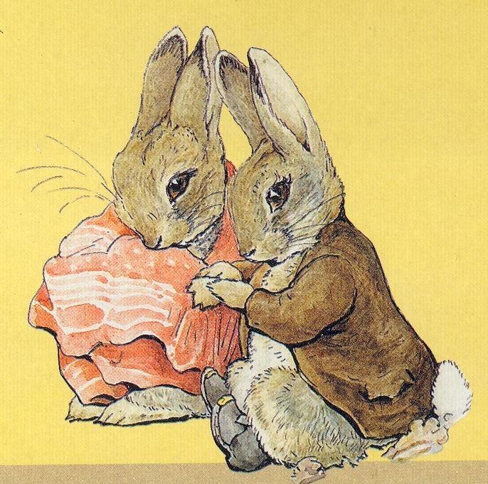 галочку беатрис поттер картинки зайцев города, одной версий