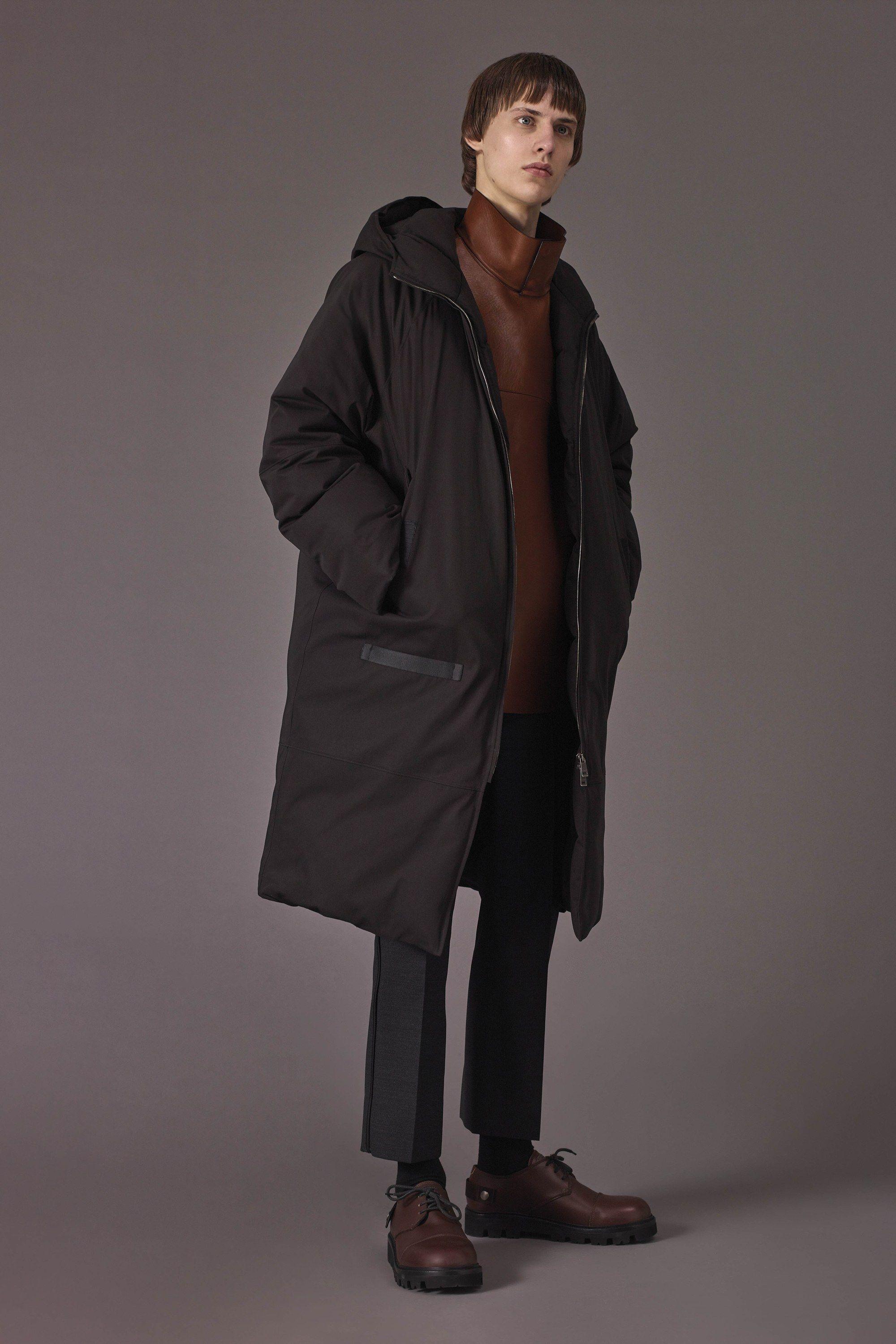 adb82898abb2 Jil Sander Fall 2017 Menswear Collection Photos - Vogue