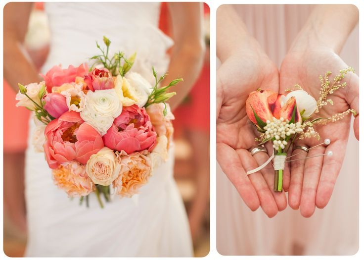 Image Result For Peony Charming Coral 46 Pretty Wedding Bouquets