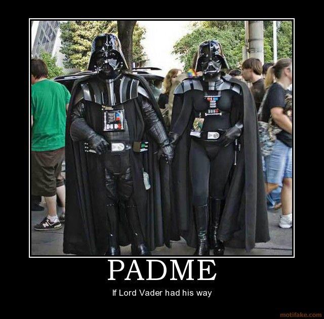 Pin By Dana Barnes On Mrs Vader Darth Vader Funny Star Wars Empire Star Wars