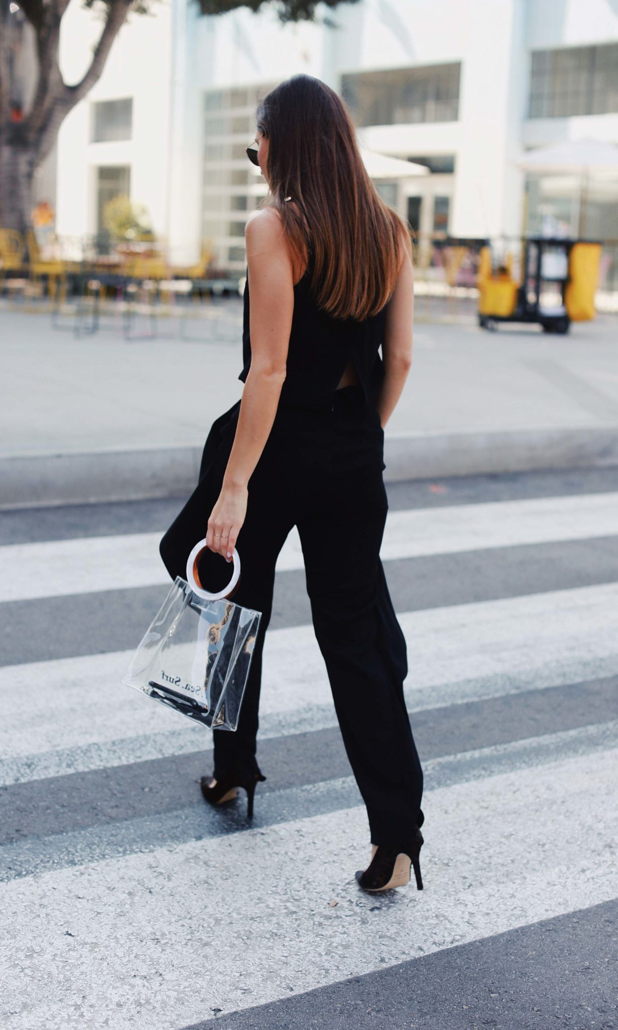 844c225f66d The Black Jumpsuit  A Fall Transitional Outfit you can never go wrong with