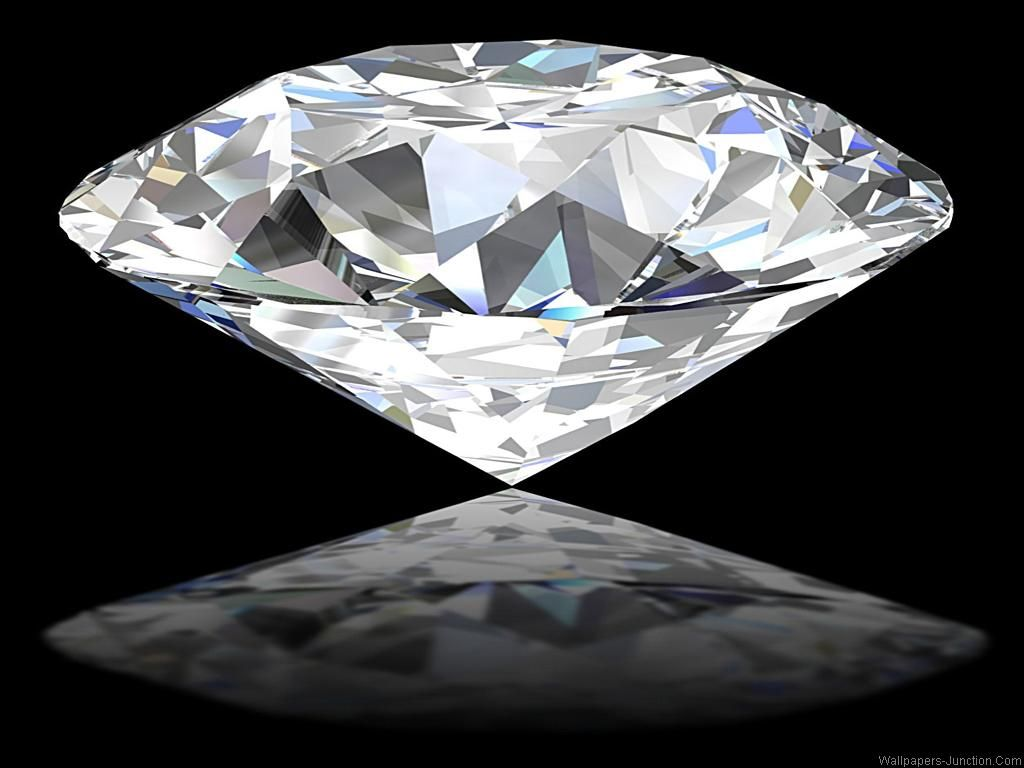 Diamond Wallpaper 1024x768 Pixels