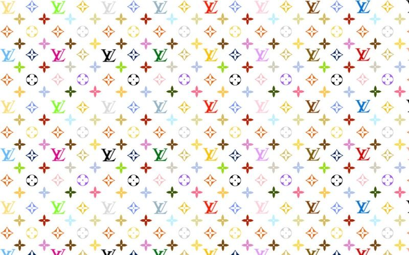 Connexion Louis Vuitton Pattern Louis Vuitton Background Print Design Pattern