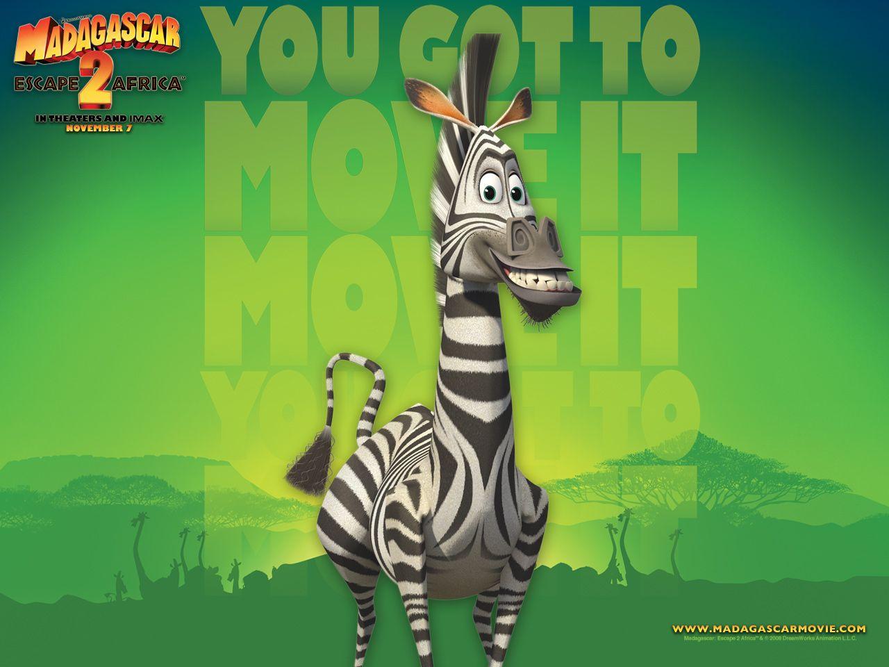 Надписью извини, картинки зебры из мадагаскара