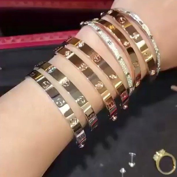 Pin By Tkylady On Hand Jewelry In 2021 Hand Jewelry Women Jewelry Cartier Love Bracelet