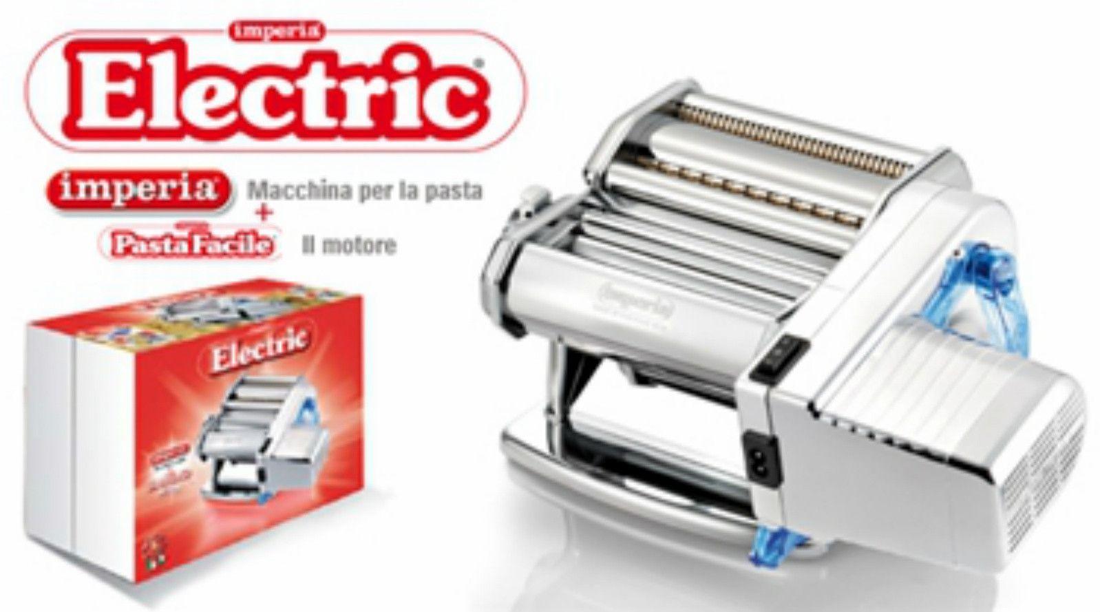 Imperia 150mm Electric Pasta Maker
