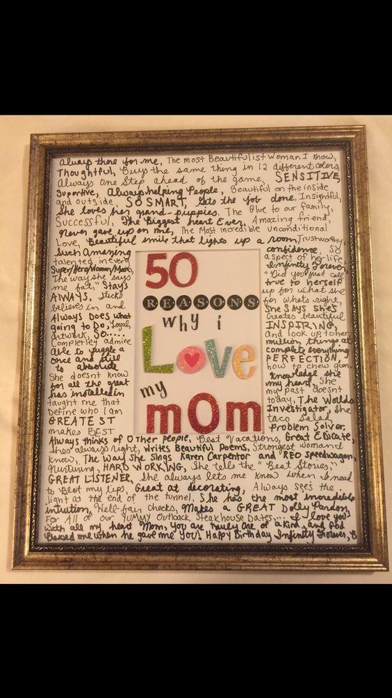 diy christmas gifts for my mom | Giftsite.co