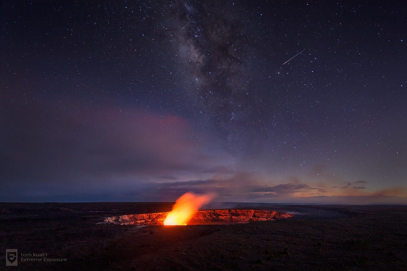Fotografía The Caldera Heave por Tom Kualii en 500px