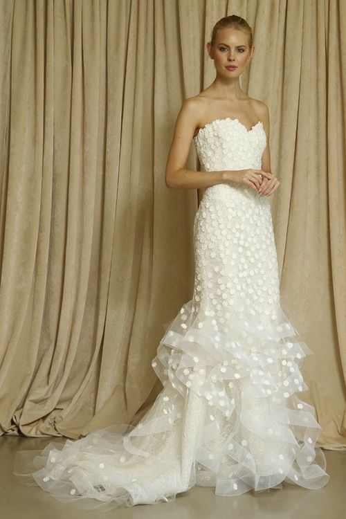 The 20 Most Spectacular Bridal Gowns of Fall 2014   Pinterest ...