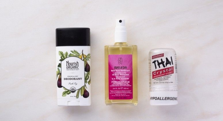 Thrive Tries It: We Test 3 Natural Deodorants