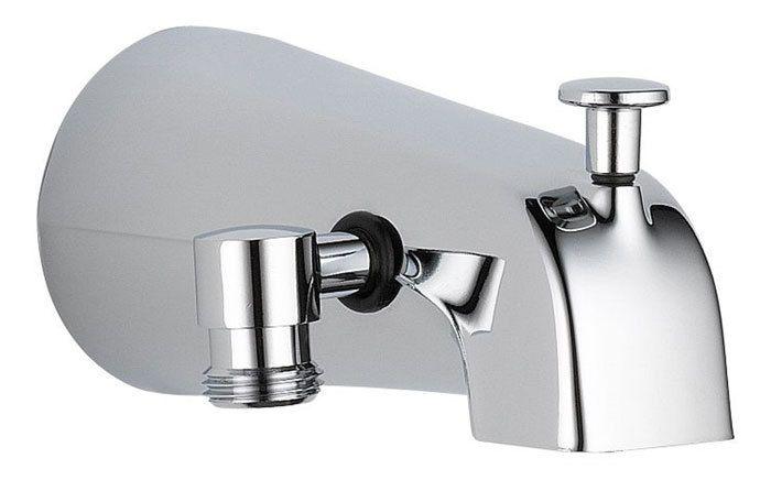 Bathtub Faucet With Shower Attachment