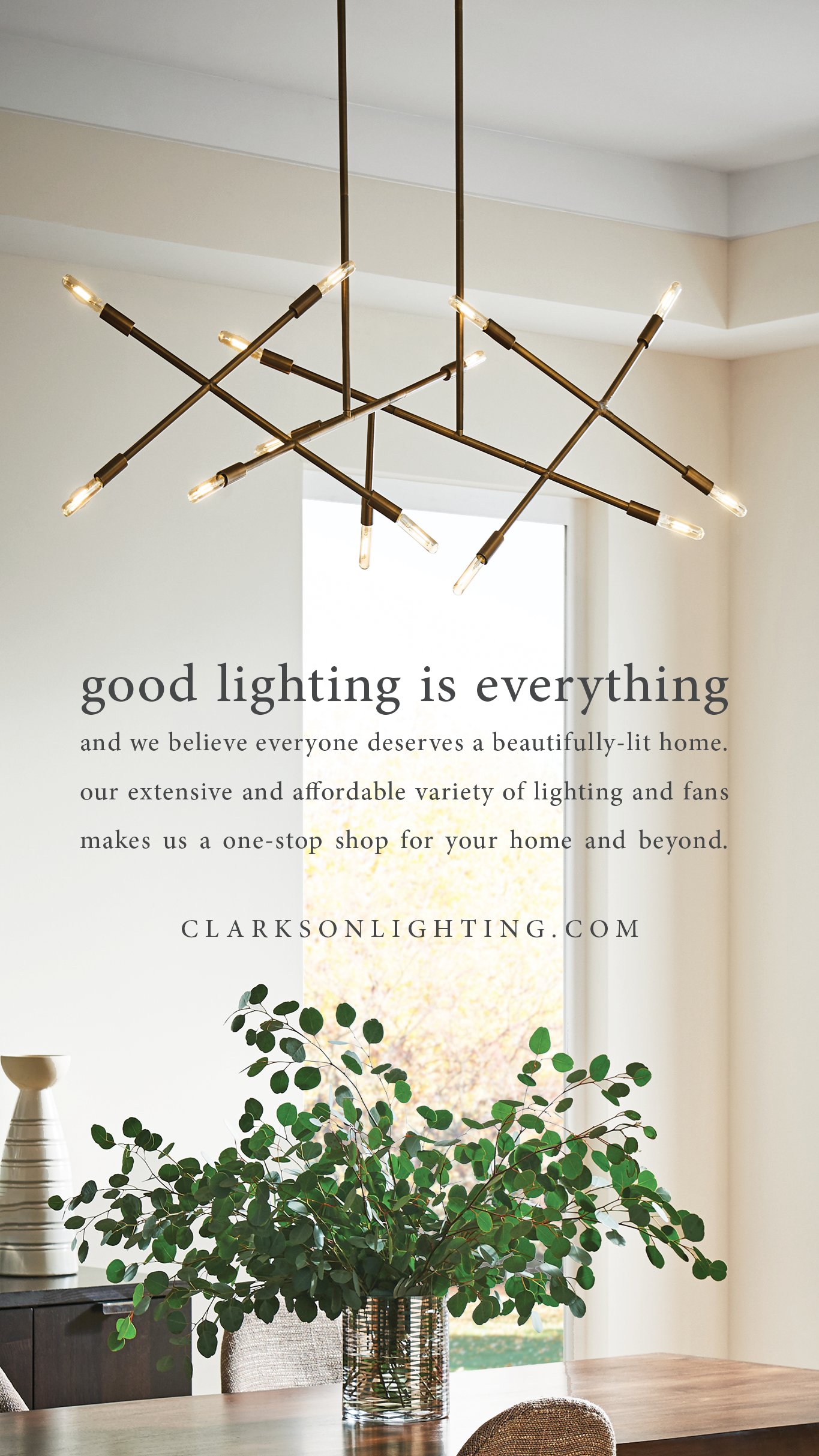 Linear Light Fixtures And Chandeliers Are A Great Way To Modernize