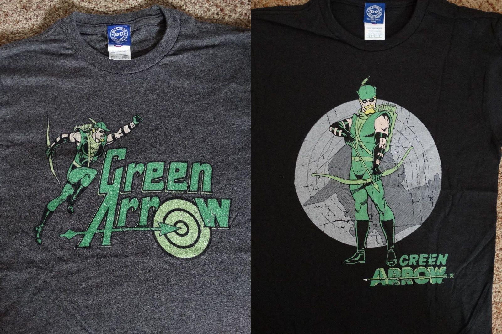 The Green Arrow Dc Comics T-Shirt