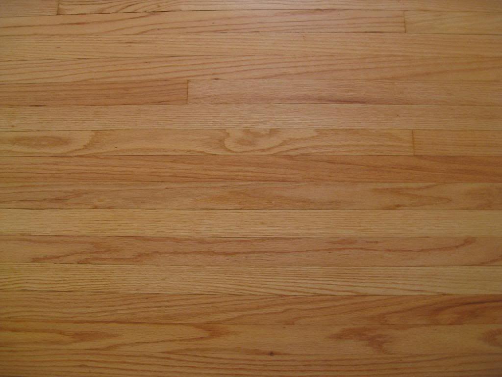 OSMO clear on original red oak flooring