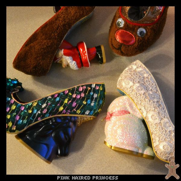 irregular choice trixy rudy bunnykins heel comparison