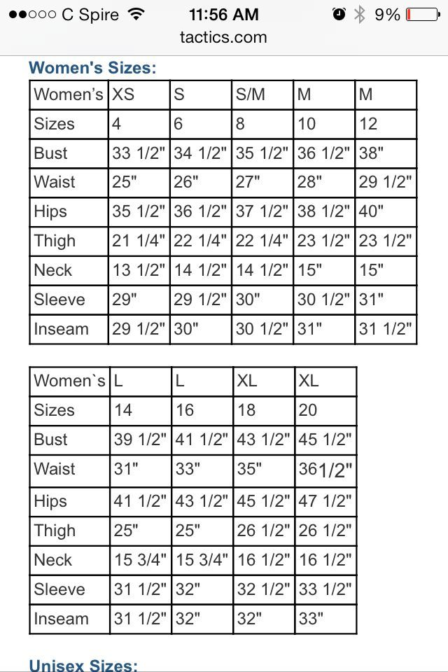 Size chart with measurements also clothing sizes and for women is rh pinterest