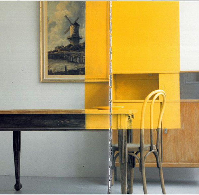 Copy This: Painting Geometries on Your Wall, or Floor - Improvised ...