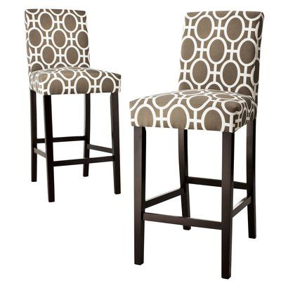 Looks Like Comfortable Bar Stools From Target Comfortable