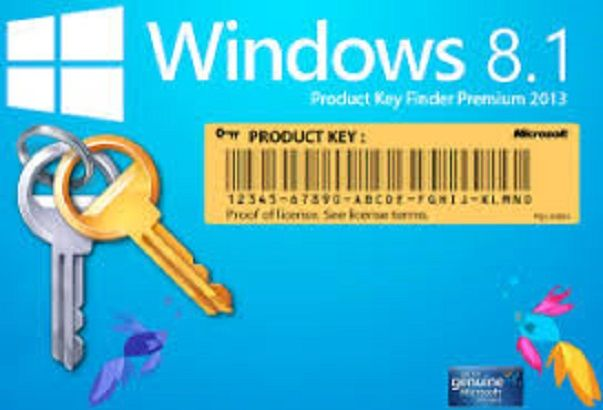 product key for windows 8.1 pro build 9600