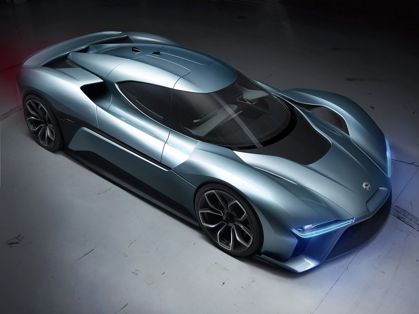 Nextev Launches 1 360 Ps Nio Ep9 Electric Supercar Cars
