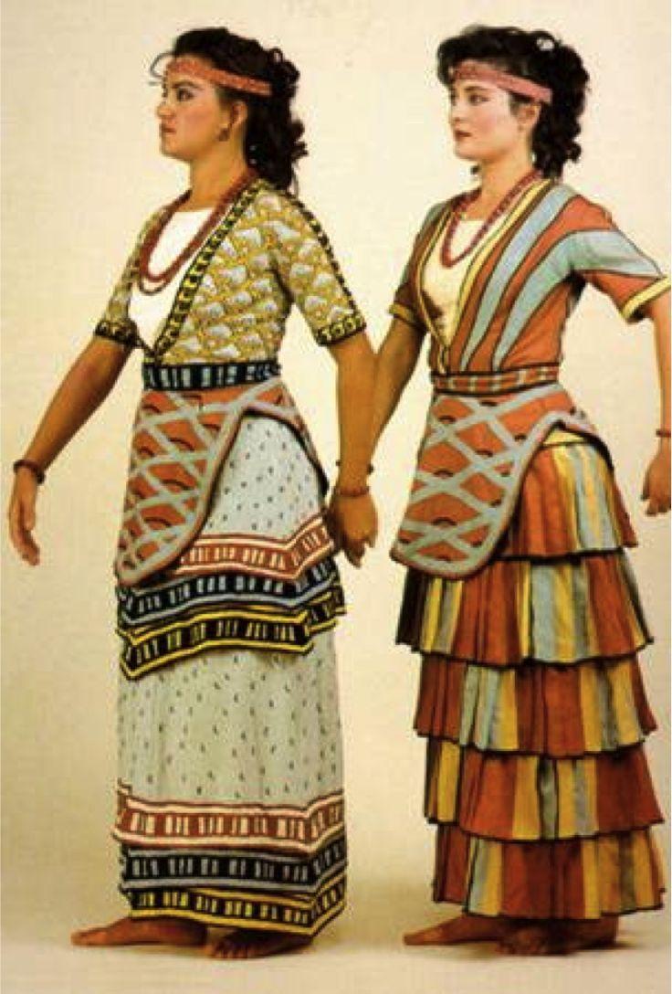 Ancient Minoan Dress