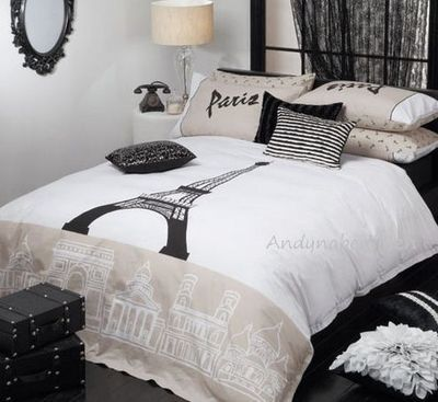 Charmant Paris Bed Set