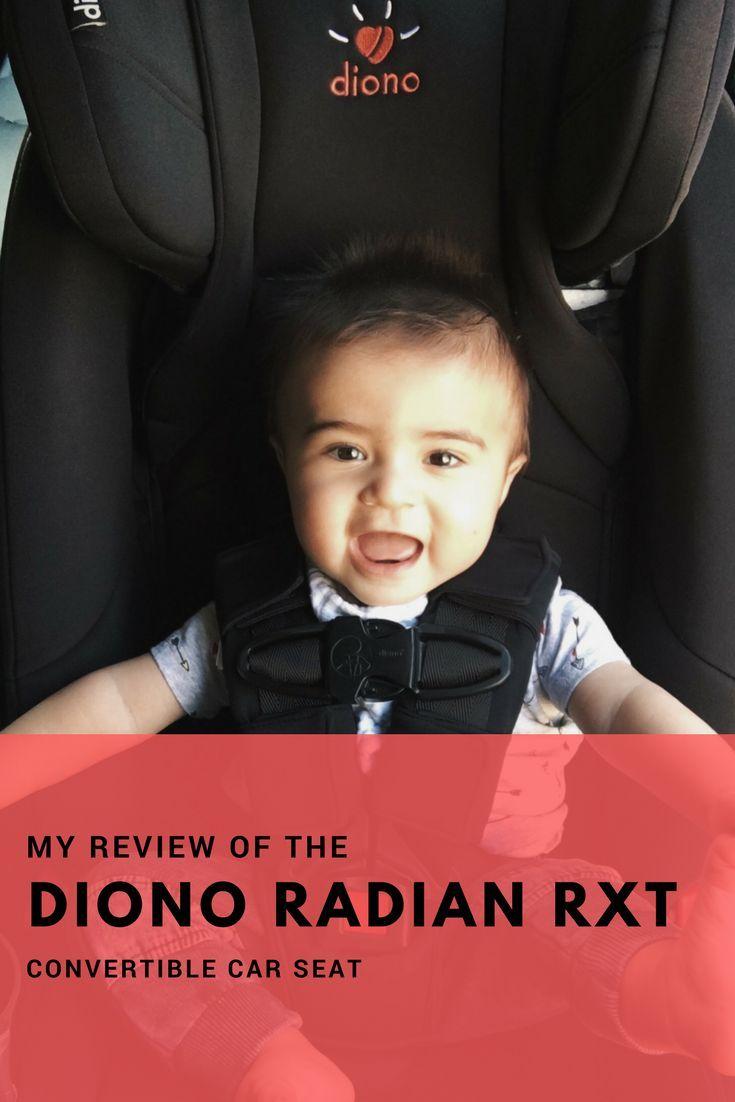 Diono radian®rXT Convertible Car Seat Review — Tovah Novak