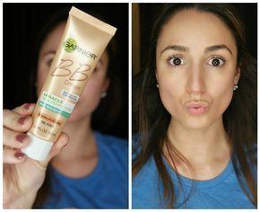 Garnier Bb Cream Miracle Skin Perfector Everyday Makeup Routine