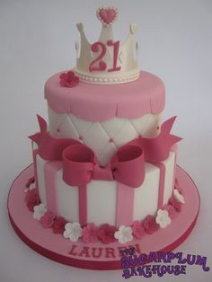 images of 21st birthday cakes for girls with a quilting theme on 21st birthday cake ideas girl