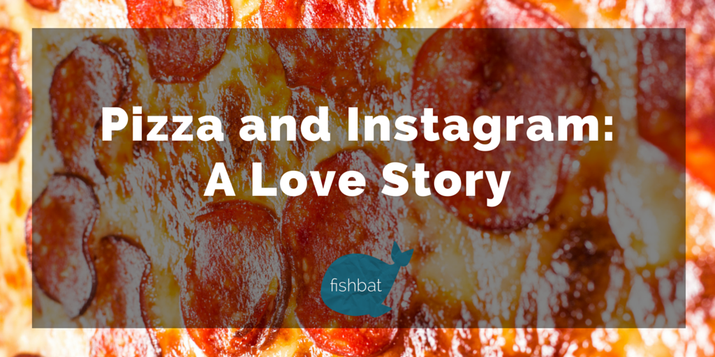 Pizza and Instagram: A Love Story #pizza #instagram #socialmedia #digitalmarketing #foodmarketing #online
