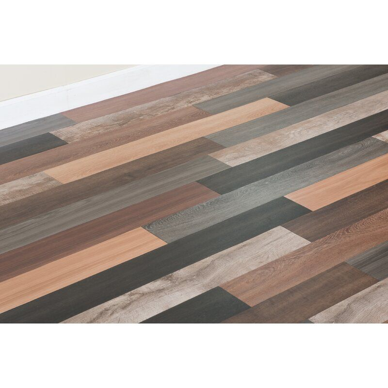 "Versaplank 6"" x 48"" x 2.5mm Luxury Vinyl Plank in 2020"