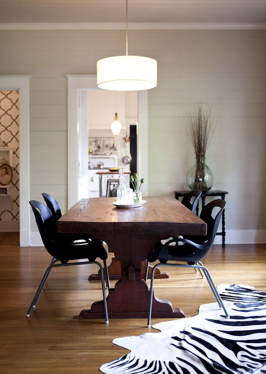 Mix and chic cool designer alert anna beth chao dining rooms