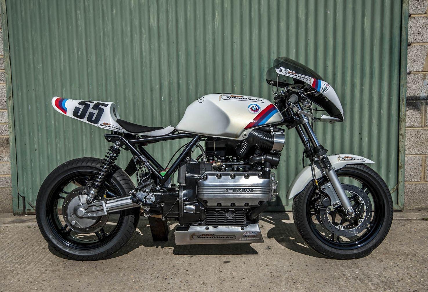 Exceptionnel bmw k 1200 rs cafe racer - Sök på Google | motocicles | Pinterest  AJ66