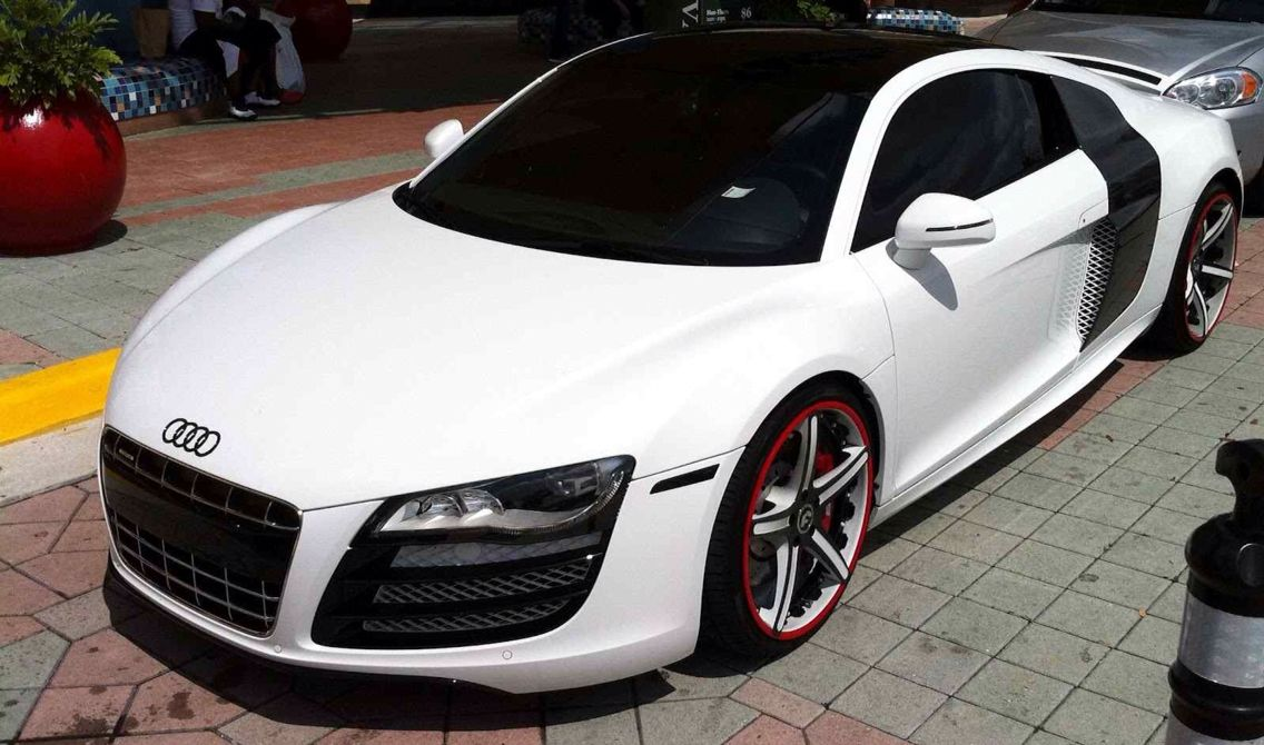 Audi R8...probably The Most Beautiful Thing Iu0027ve Ever Witnessed.